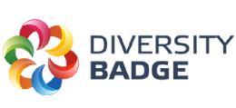 Diversity badge